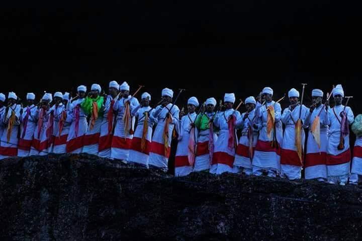Ethiopian Christmas at Lalibela