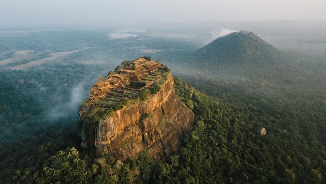 Sigiriya Rock Temple