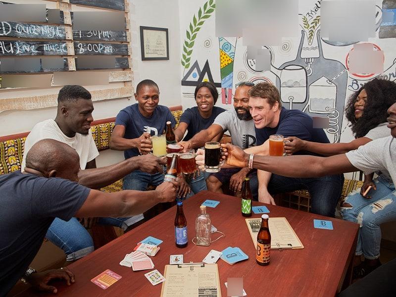 Bature Brewery Abuja!