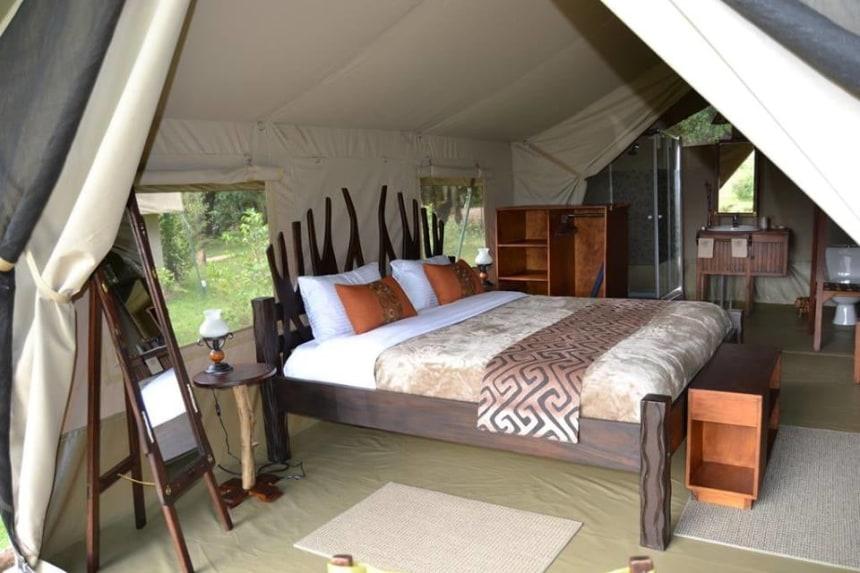 Mara Sidai Tented Camp