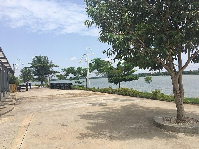 Jabi Lakeside View!