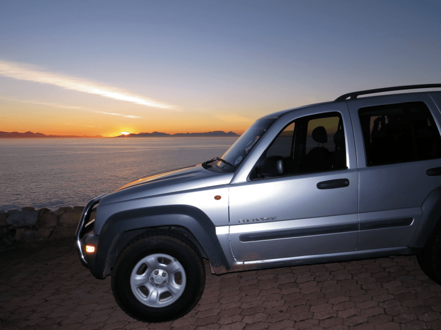Transport - Jeep Sherokee