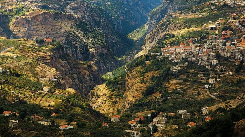 Qadisha Holly Valley