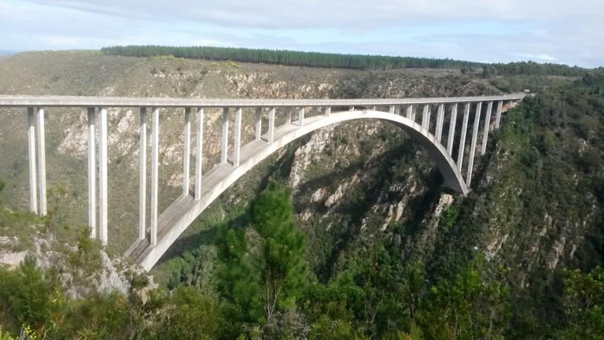Bungee Jump Bridge
