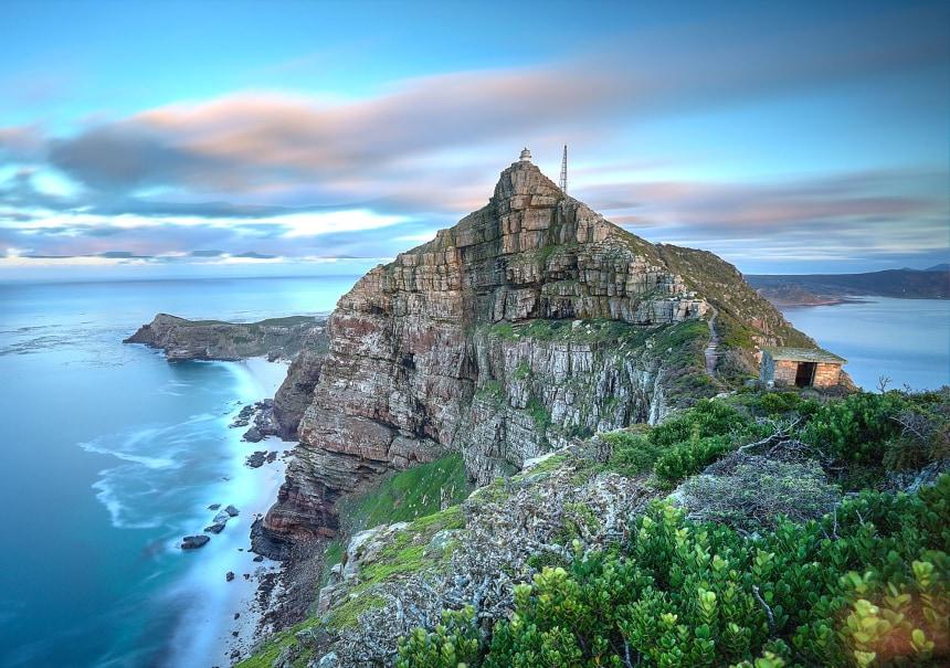 Cape Point and False Bay