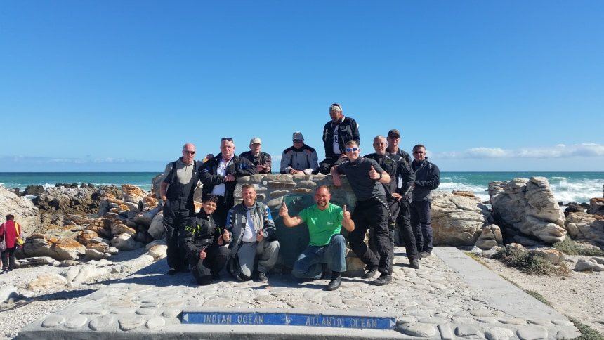 Soutern Tip of Africa, Cape Agulhas