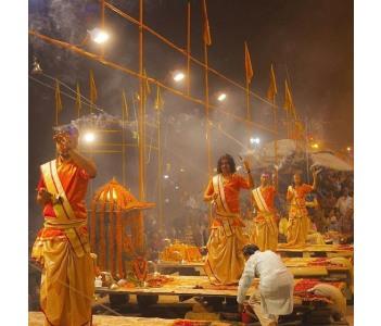 Ganga Arti, Ganga Ghat
