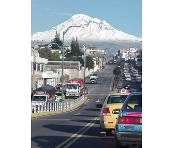 Chimborazo 20700 ft.