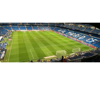 Santiago's Bernabéu stadium