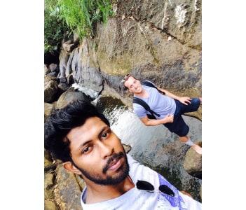 thudugala waterfall