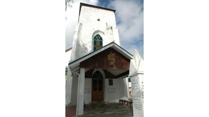 Local History - chapel