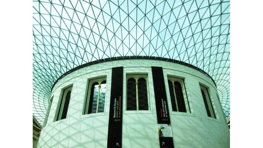 British Museum's architecture