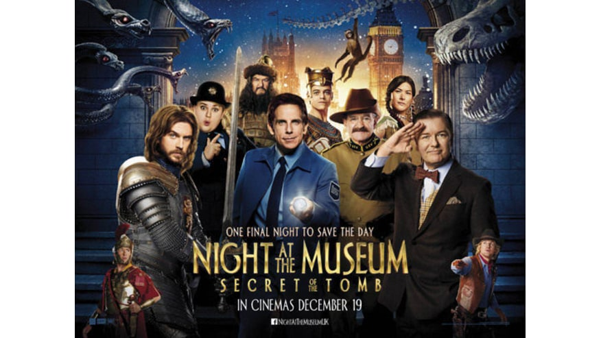 Movie - Night at the Museum