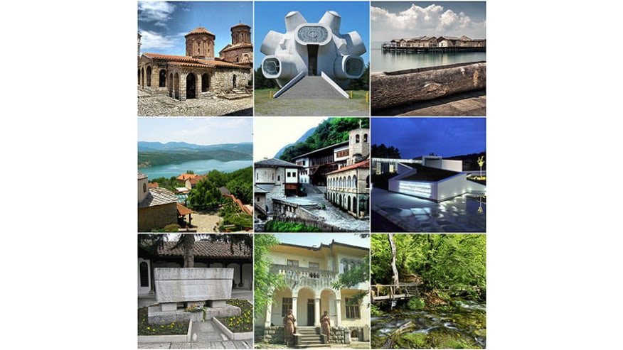 Explore these Macedonian cities
