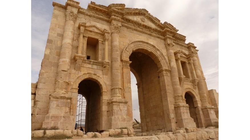 Take This Historical Trip to Jordan