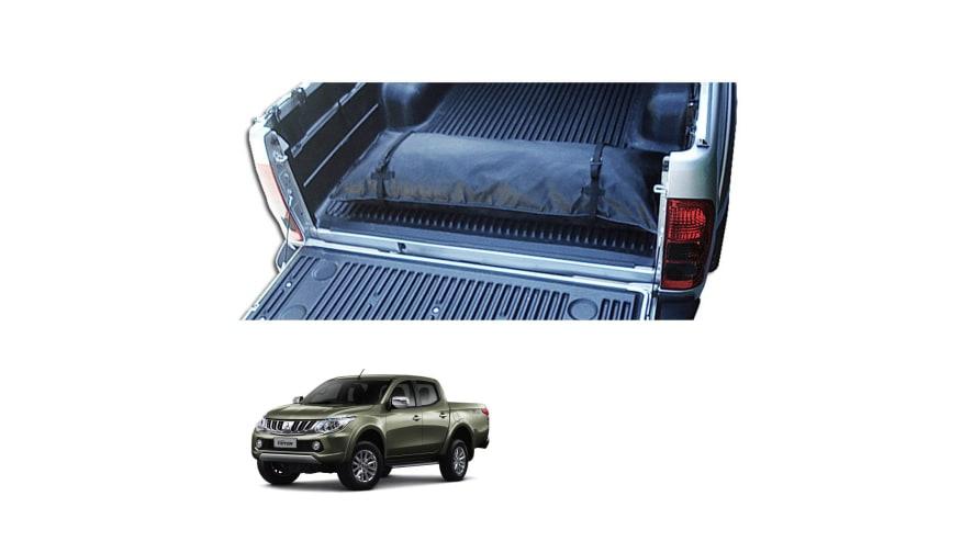 Back trunk of Mitsubishi L200 HPE 2018