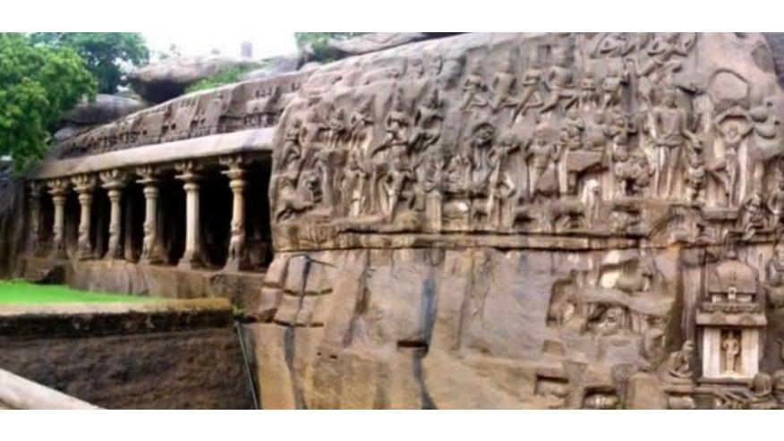 Panjapandavar rock-cut cave