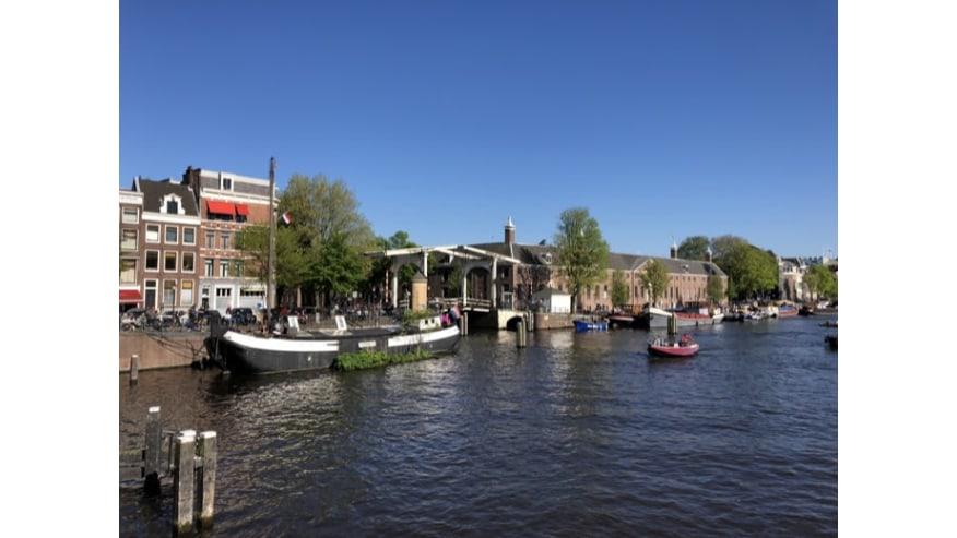 Amstel river