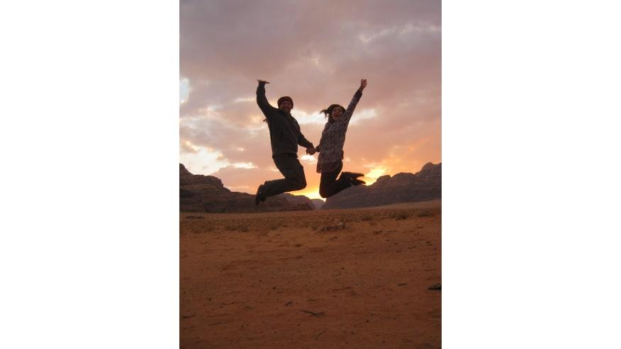 Jump like a kid
