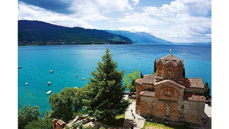 The city of the immortal Ohrid is the sublime lakeside point that for many represents the culmination of the Macedonian experience