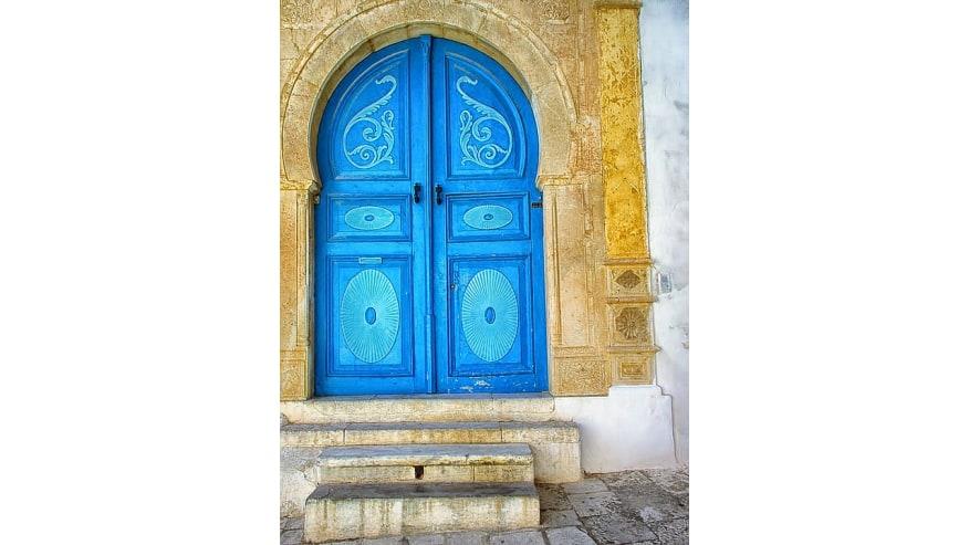 City of Blue and white-Sidi Bou Said