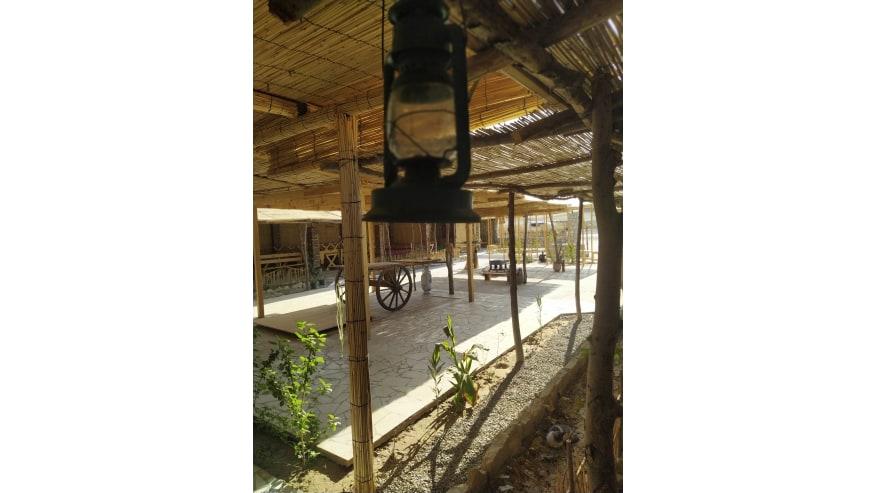 Darwaza yurt camp