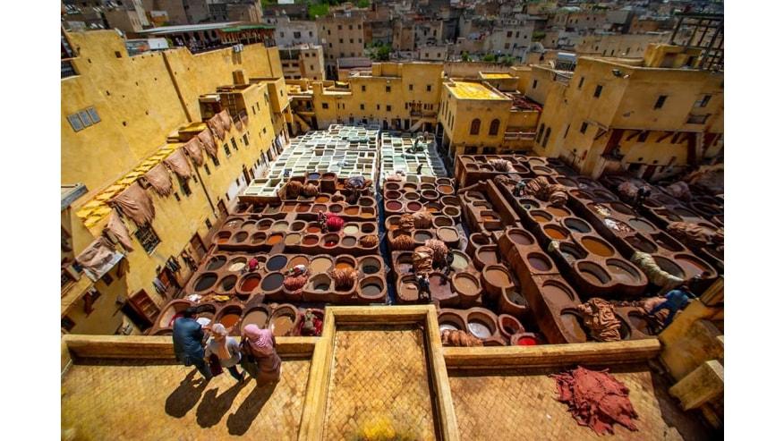 Tanneris of Fez