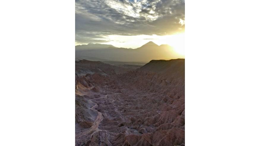 Valle de Marte Lookout
