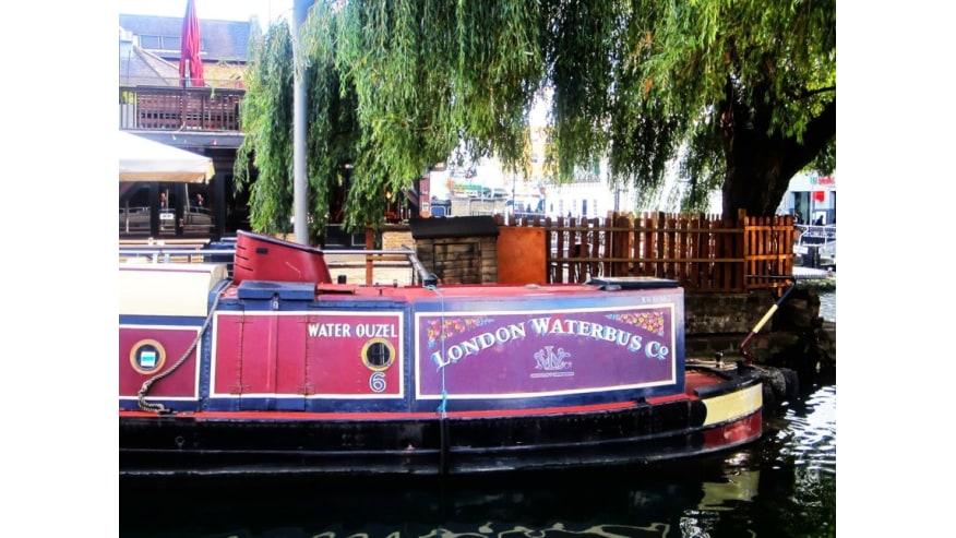 Camden charming Regent's Canal