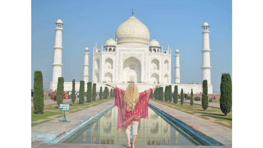 Amazing Taj