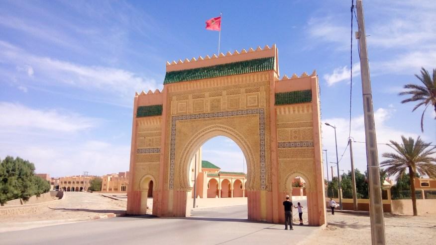 Rissani City Gate