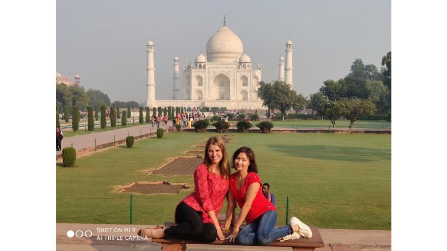 Taj Mahal memories