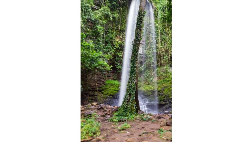 Asenema waterfalls