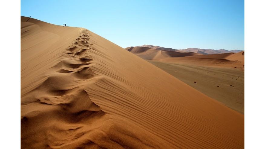 Explore the Namib-Naukluft National Park