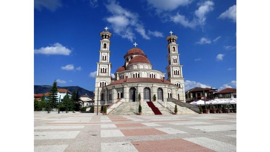 Korçë Cathedral