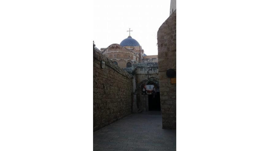 Walking in the abbeys