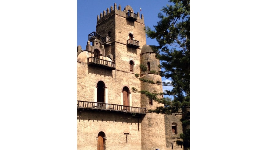 Fasilides Castle - Fasil Ghebbi