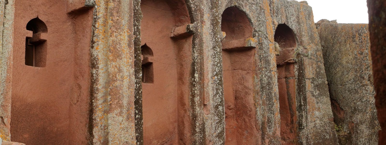 "Thanks to tour guide, ""happy lalibela"" i got to meet some friends."
