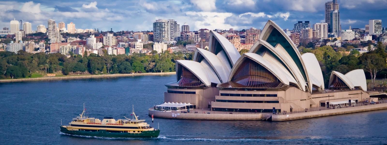 Sydney-Tour-Guide