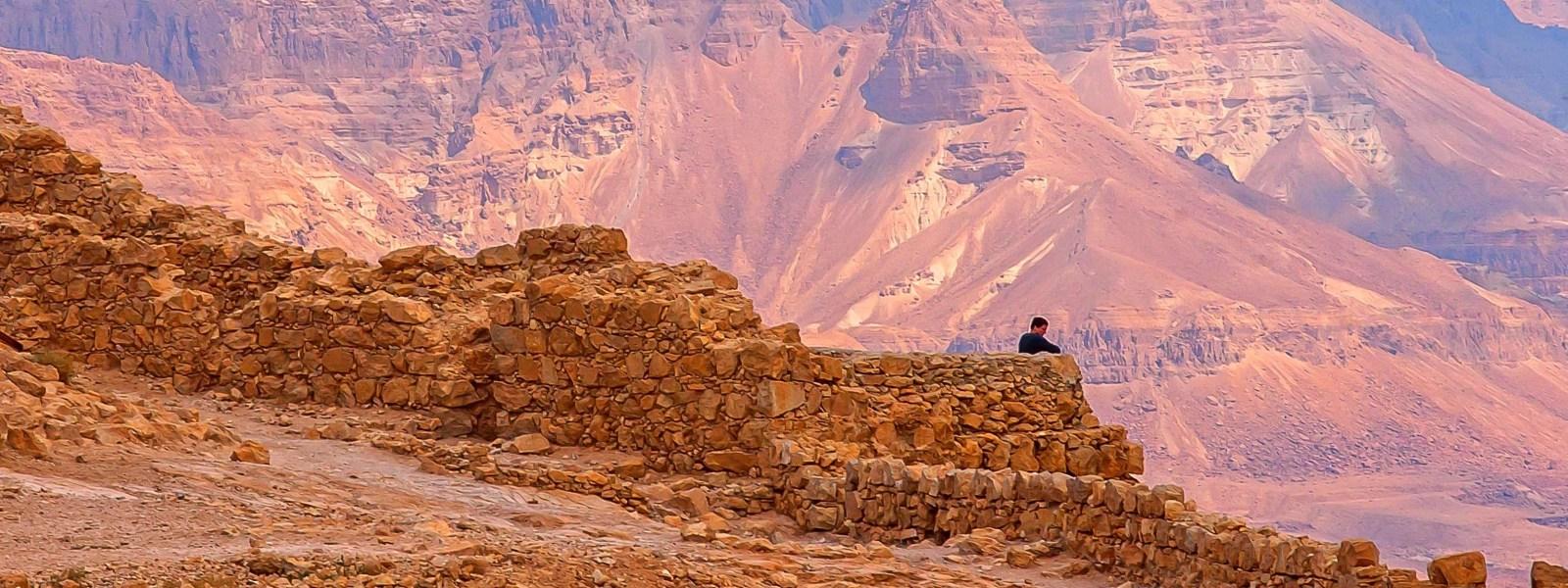 Masada-Tour-Guide