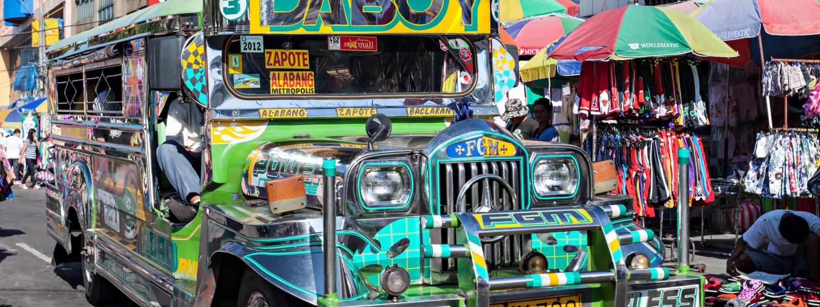 Manila-Tour-Guide