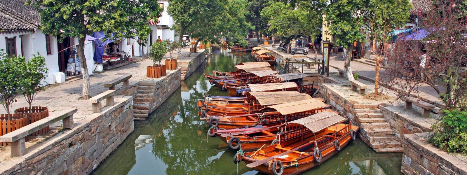 Suzhou(Jiangsu)-Tour-Guide