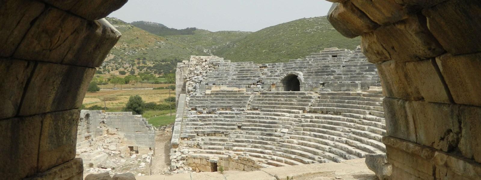 Antalya tour guide.