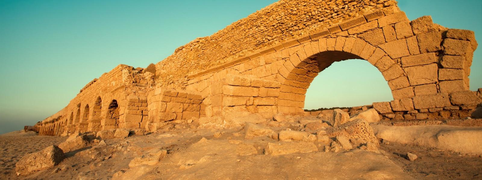 Caesarea-Tour-Guide