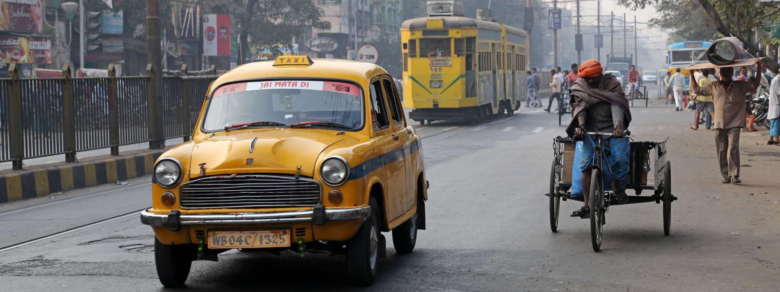 Calcutta-Tour-Guide