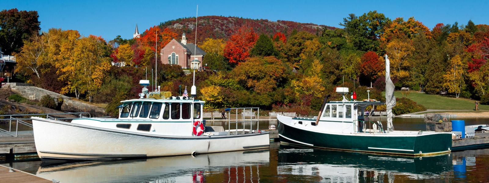 Camden(Maine)-Tour-Guide