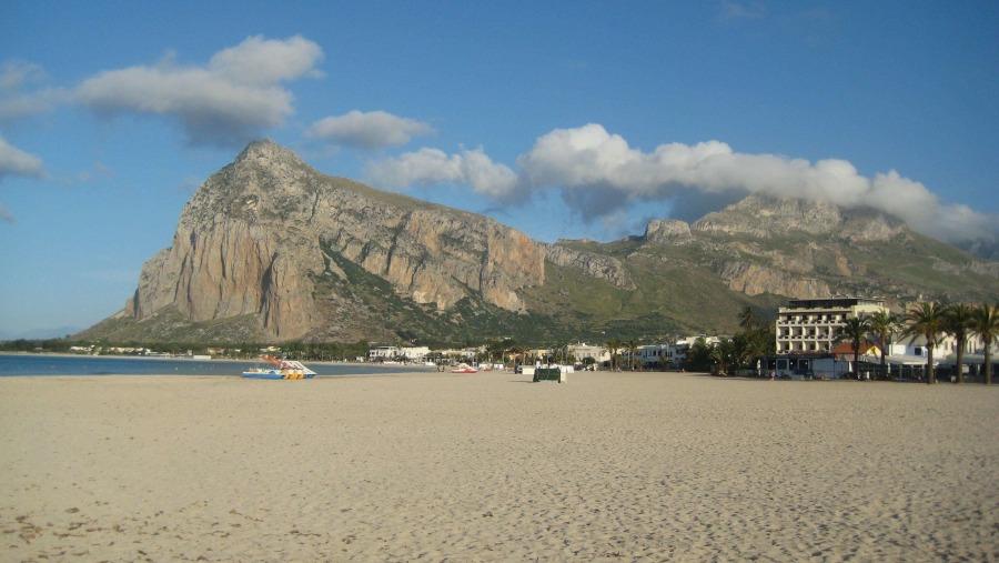 San Vito Lo Capo (la spiaggia)