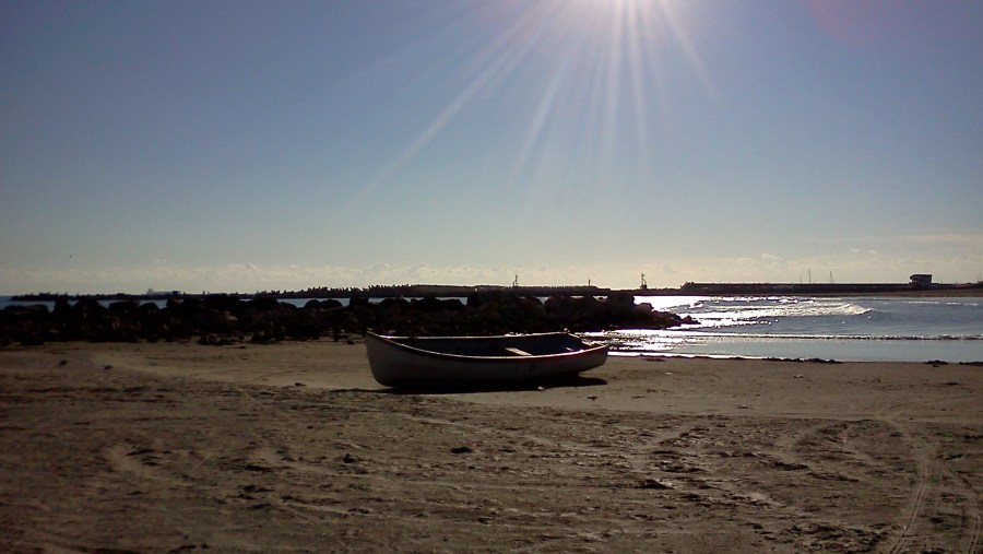 beach in Constanta