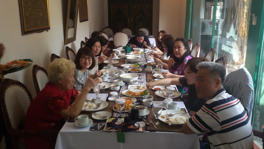 great lunch time at ondrowino resto. my thailand group packages 2 days and 1 night.