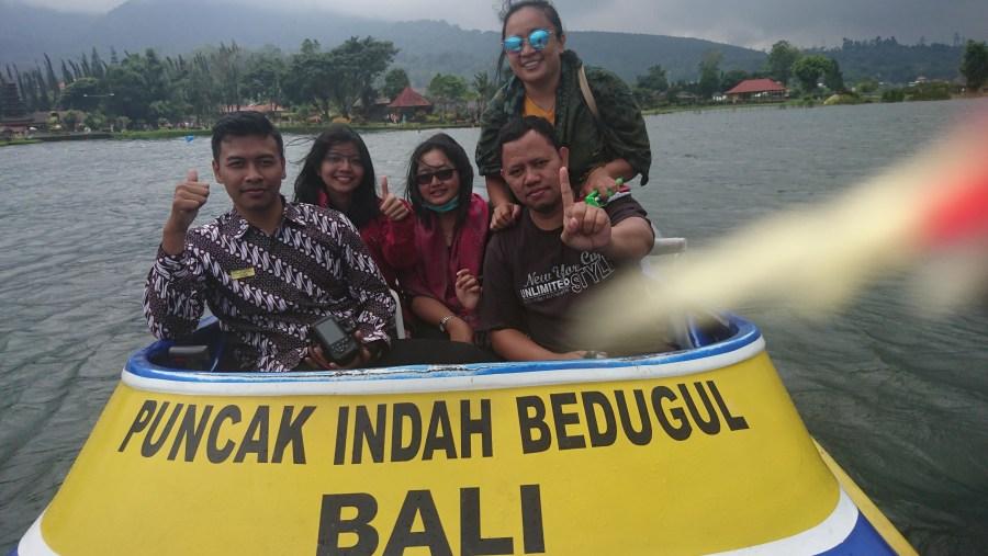 Tour Bali dari RS Panti Waluyo Purworejo